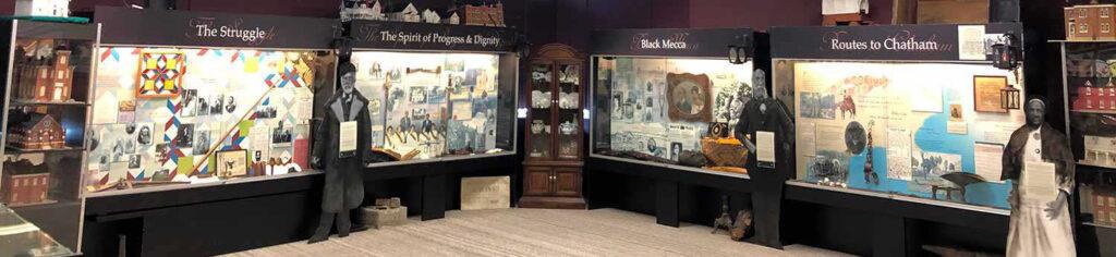 Chatham-Kent Black Historical Soc. & Black Mecca Museum