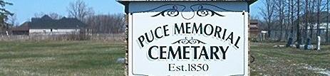 Puce River Black Community Cemetery