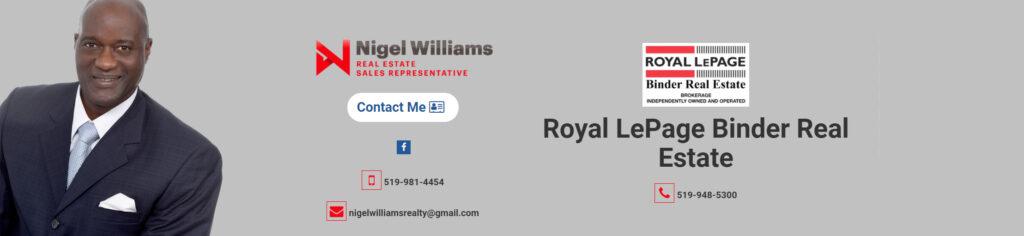 Nigel Williams Realty