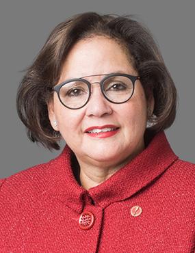 Senator Rosemary Moodie